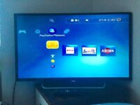 "Sony Bravia KDL-32W653A 32"" 1080p FULL HD LED LCD Internet TV with Avantek Antenna"