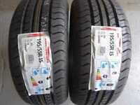 PAIR BRAND NEW 195 55 15 ARROWSPEED TYRES £80 PAIR SUP & fittd 7dys (punct £8) opn sunday 4pm