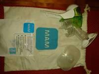 Manual Mam Breast Pump