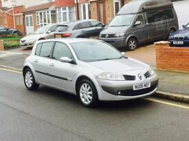 Renault Megane 1.6, New Mot, Service History, Cheap 4 Insurance, Reliable 5 Door Car, Air Con,Alloys