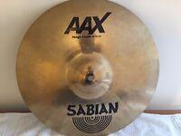 """16"""" Sabian AAX Stage Crash"""