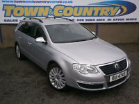 ***2008 Volkswagen Passat HIGHLINE TDI ESTATE **TOP SPEC**FULL MOT**( avant touring a4 a6 c-class )