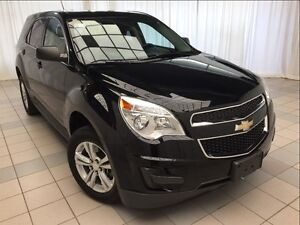 2013 Chevrolet Equinox LS: 1 Owner, Bluetooth.