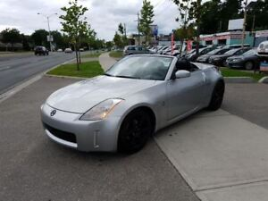 2004 Nissan 350Z Convertible Leather
