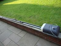 Electric Garage door opener with remote Ceip 75 antriebs Technick