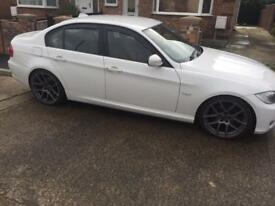 BMW 318d, 2010, white, business edition, £6500ovno