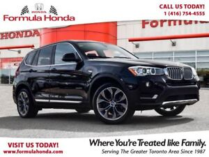 2017 BMW X3 xDRIVE 28i | ALL WHEEL DRIVE | HEATED SEATS