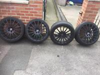 "Ford alloys 19"" was taken from st focus"