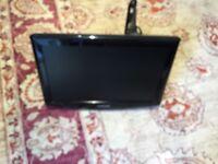 Samsung LE19R86BDX/XEU wall mounted t.v.
