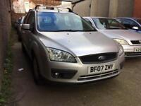 FORD FOCUS 1.6 TDCi Sport 5dr (silver) 2007