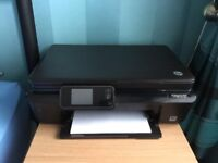 HP Photosmart 5524 All- in -One with new Ink - minor fault