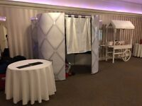 Photobooth & Candy Cart Hire (3 hours)