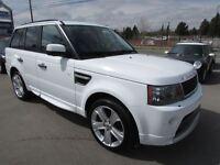 2011 Land Rover Range Rover Sport HSE/GT NAVIGATION/REAR-CAMERA/