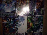 JIM LEE'S DIVINE RIGHT Comic Book Collection x 8 IMAGE COMICS