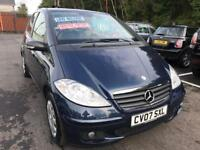 ***MERCEDES A CLASS A150 2007 ONLY 58,000 MILES ONE LADY OWNER***