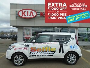 2016 Kia Soul EX+ LOW PAYMENT OF ONLY $79/WEEK ON THE ROAD!