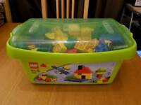 Lego Duplo Box of bricks