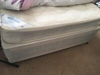 Double Divan Bed for Sale. Dream masters brand