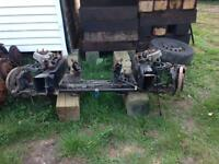 2009 Crown Vic Front Suspension Want Gone!