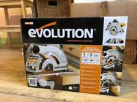 Evolution Rage Circular Saw (Brand New/Boxed)