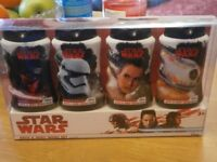 Star Wars bath set brand new