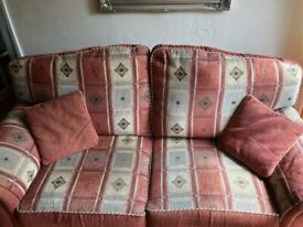 John Lewis Sofa set, 3 and 2 seaters, Like new, From a Clean, Non smoking Pet free home