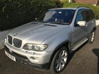 BMW X5 D SPORT EDITION AUTO 4X4 2006