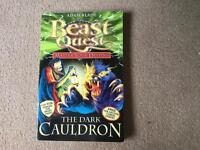 Beast Quest and Sea Quest books for sale