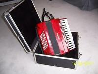 Accordion 72 bass