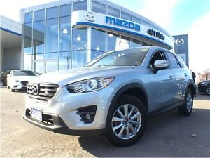 2016 Mazda CX-5 GS FWD at, Moonroof, Alloy Wheels, Bluetooth, Na