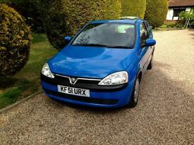 Vauxhall corsa automatic only 39000