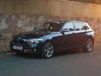 BMW 1 SERIES - 63 PLATE - £1.5K LEATHER SEATS - ALLOYS
