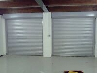 roller doors, insulated curtain for upgrade, new installation, improvement