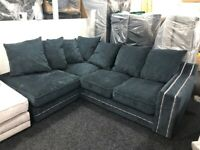 BRAND NEW CRUZE SOFA CORNER OR 3+2 SEATER SOFA SET AVAILABLE IN STOCK