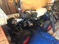 Project quad bike