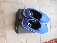DC size 8 (adult) slip on shoes