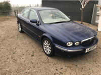 Low mileage Jaguar x type 4x4 Automatic V6 - 71,000 miles - MOT till end of the year - Fully loaded