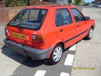 Auto Classic Mk 1 Nissan Micra ..1.0 cc..5 Doors..Mot