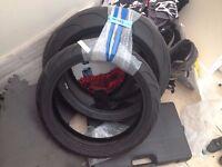 Set of Michelin Pilot Power 2CT