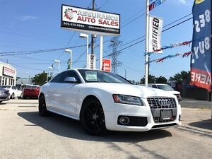 2010 Audi S5 Automatic AWD Fully Loaded One Owner