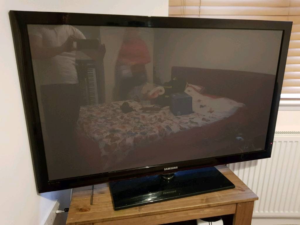 samsung 50 plasma inch tv in stonehaven aberdeenshire gumtree. Black Bedroom Furniture Sets. Home Design Ideas