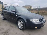 2004 04 REG AUDI A4 1.9 TDI SE, 130 BHP, AUTOMATIC, FSH, HPI CLEAR, RECENT SERVICE, GOOD CONDITION