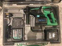 Hitachi 24v 3-mode SDS Drill