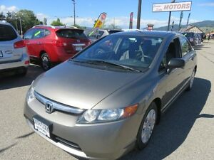 2008 Honda Civic Sdn DX
