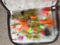 Flies for trout