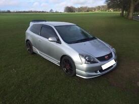 Honda Civic Type r replica 1.6 Vtec Ep2 2005 ( NOT EP3, VXR, VRS, CUPRA , SEAT, DAMAGED )