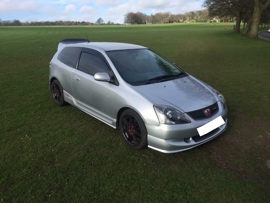 honda civic type r replica 1 6 vtec ep2 2005 not ep3 vxr vrs cupra seat damaged in. Black Bedroom Furniture Sets. Home Design Ideas