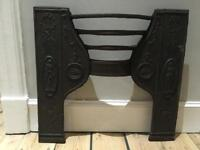 Three (3No.) 19th Century Cast Iron Stove Fronts For Sale