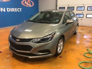 2018 Chevrolet Cruze LT Auto POWER SUNROOF/ HEATED SEATS/ REM...