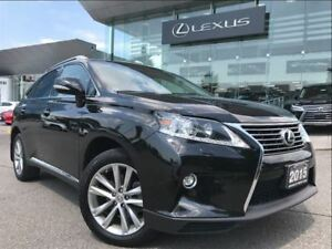 2015 Lexus RX 350 1 Owner Sportdesign AWD Backup Cam Leather Sun